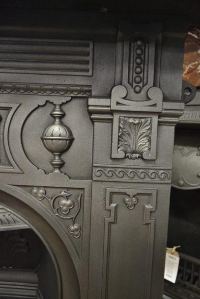 Decorative Victorian Fireplace 2060MC Antique Fireplace Company