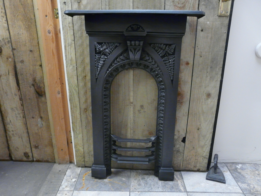 Victorian Bedroom Fireplace 253b 1303 Old Fireplaces