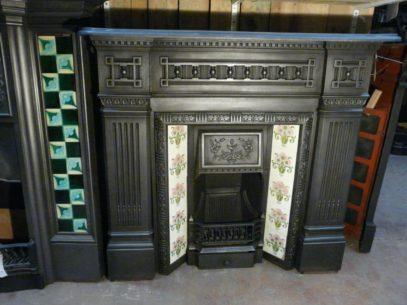 109CS_1322_Victorian_Cast_Iron_Fireplace_Surround