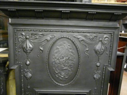 241CI_1321_Edwardian_Cast_Iron_Fireplace