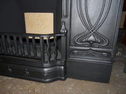 065LC_1350_Art_Nouveau_Fireplace