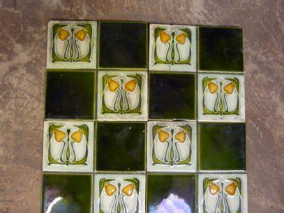 AN031_Original_Art_Nouveau_Quarter_Tiles
