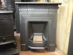 Cast Iron & Victorian Fireplace Surrounds