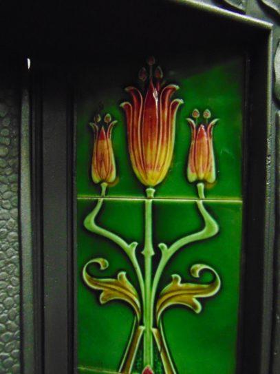 278TC_1371_Art_Nouveau_Tiled_Fireplace