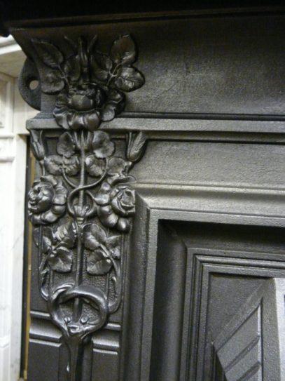 097B_1417_Art_Nouveau_Bedroom_Fireplace