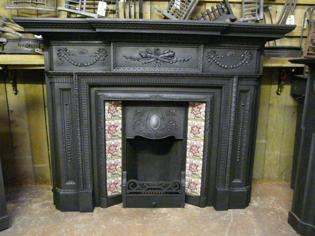 Victorian Fire Surround - 105CS-1403 - Old Fireplaces