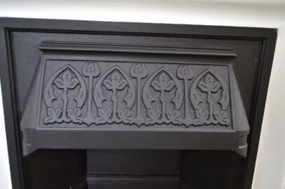 Victorian Art Nouveau Fireplace 4099MC - Oldfireplaces