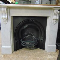 070MS_1776_Georgian_Carrara_Marble_Fireplace