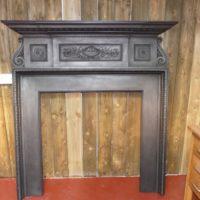136CS_1467_Victorian_Cast_Iron_Fire_Surround