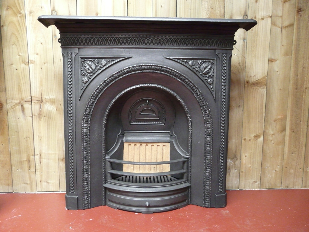 Antique Victorian Fireplace 162lc 1471 Old Fireplaces