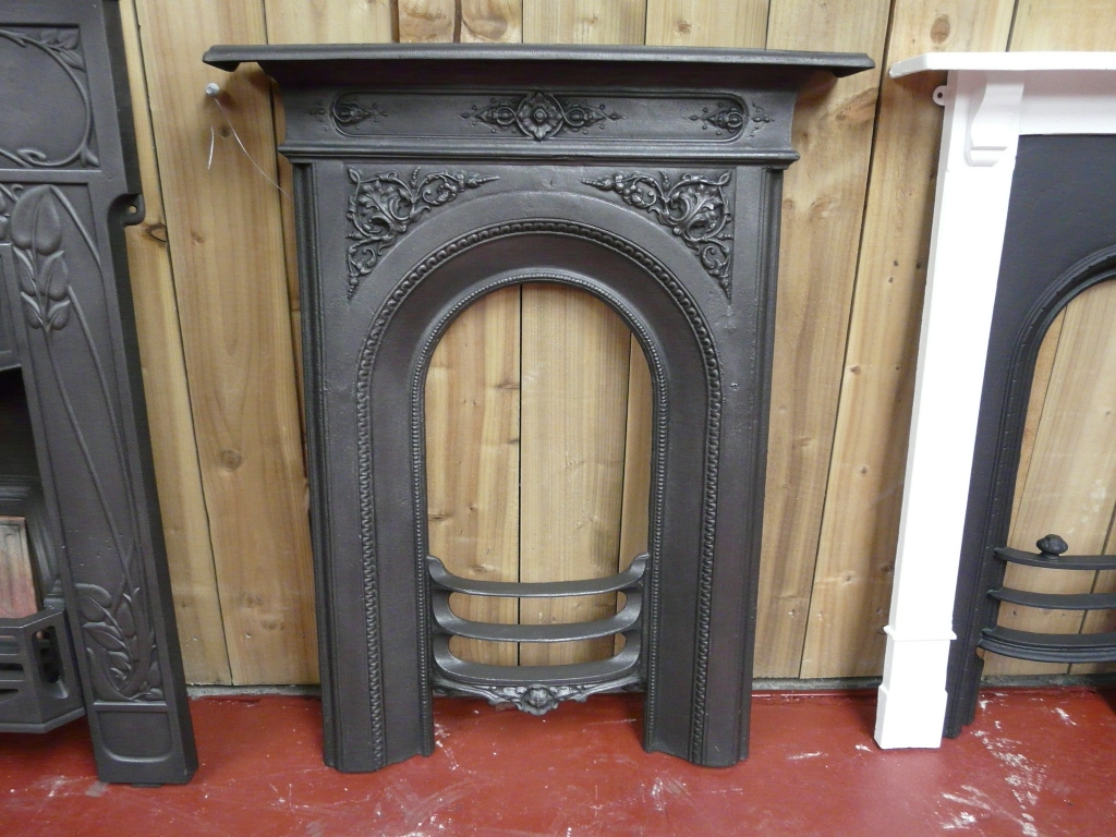Victorian Bedroom Fireplace 221b 1475 Old Fireplaces