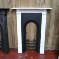 223B_1476_Victorian_Cast_Iron_Bedroom_Fireplace's_Half_Painted