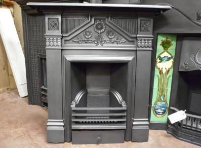 257MC_1488_'Daisy'_Medium_Combination_Fireplace