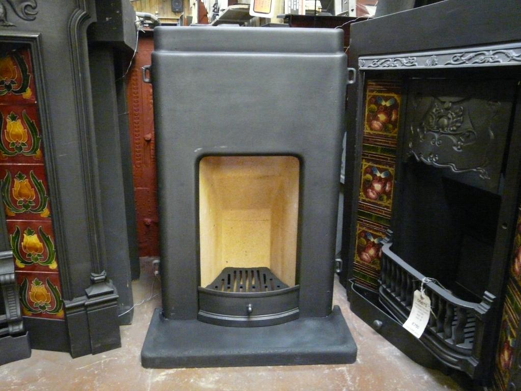 Art Deco Bedroom Fireplaces