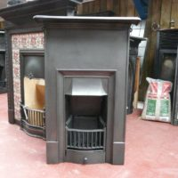 Original Edwardian Bedroom Fireplace 1508B Antique Fireplace Company.
