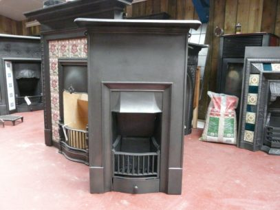 Original Edwardian Bedroom Fireplace 1508B Antique Fireplace Company.