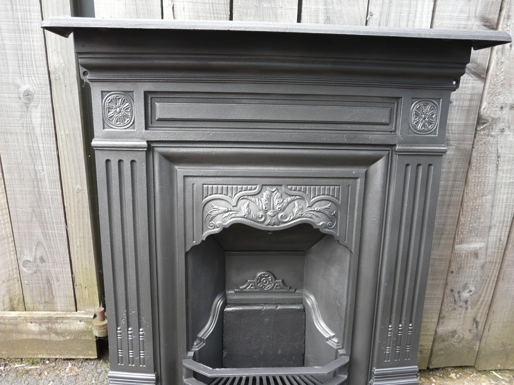 Victorian Fireplace 128mc 1506 Old Fireplaces