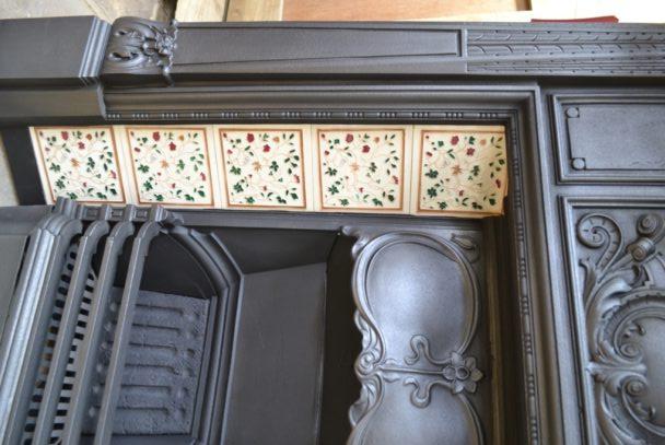 Victorian Fireplace 1517TC