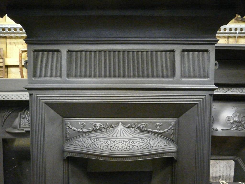 Victorian Fireplace 1512mc Antique Fireplace Co