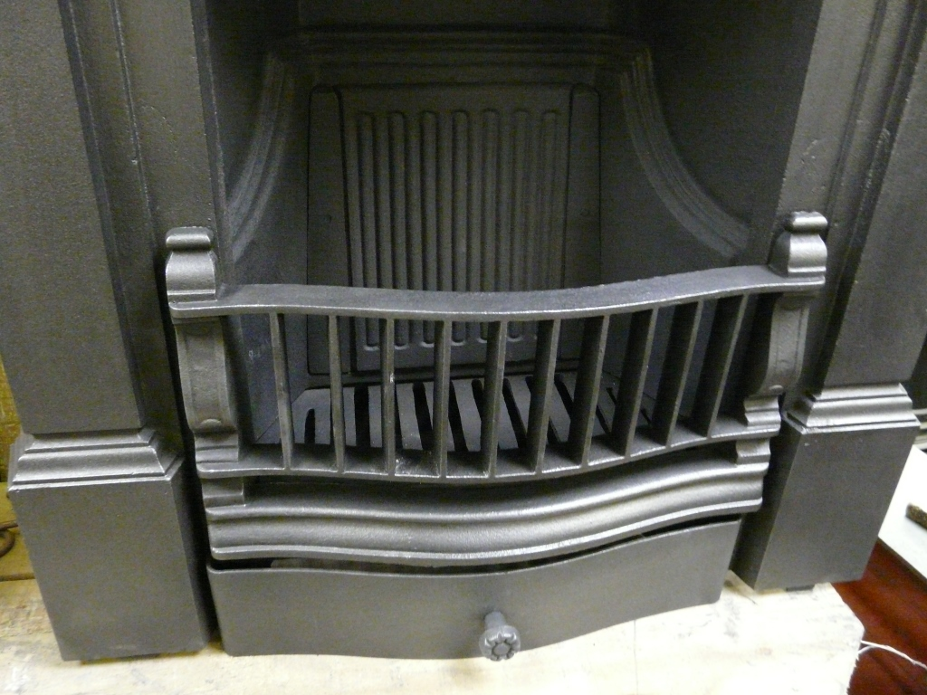 Victorian Bedroom Fireplace Fret : Late victorian bedroom fireplace b old fireplaces
