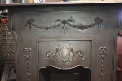 Edwardian Cast Iron Fireplace 3042LC Antique Fireplace Company