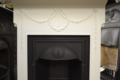 306B_1926_Original_Victorian/Edwardian_Bedroom_Fireplace