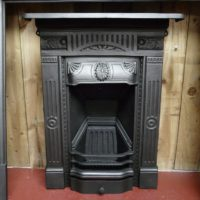 Late Victorian Bedroom Fireplace 1535B Old Fireplaces