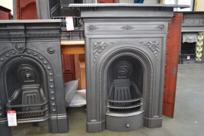 Victorian Bedroom Fireplace 4262B - Oldfireplaces