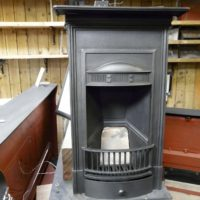 Original Edwardian Bedroom Fireplace 1558B Antique Fireplace Company
