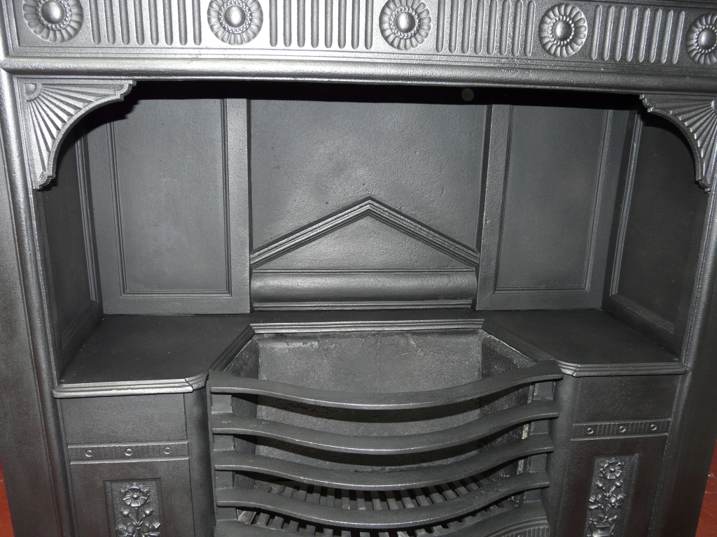 Victorian Hob Grate 1556h Old Fireplaces
