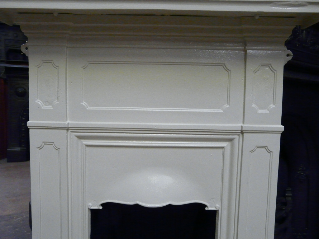 Edwardian Bedroom Fireplace - 022B-1592 - Old Fireplaces