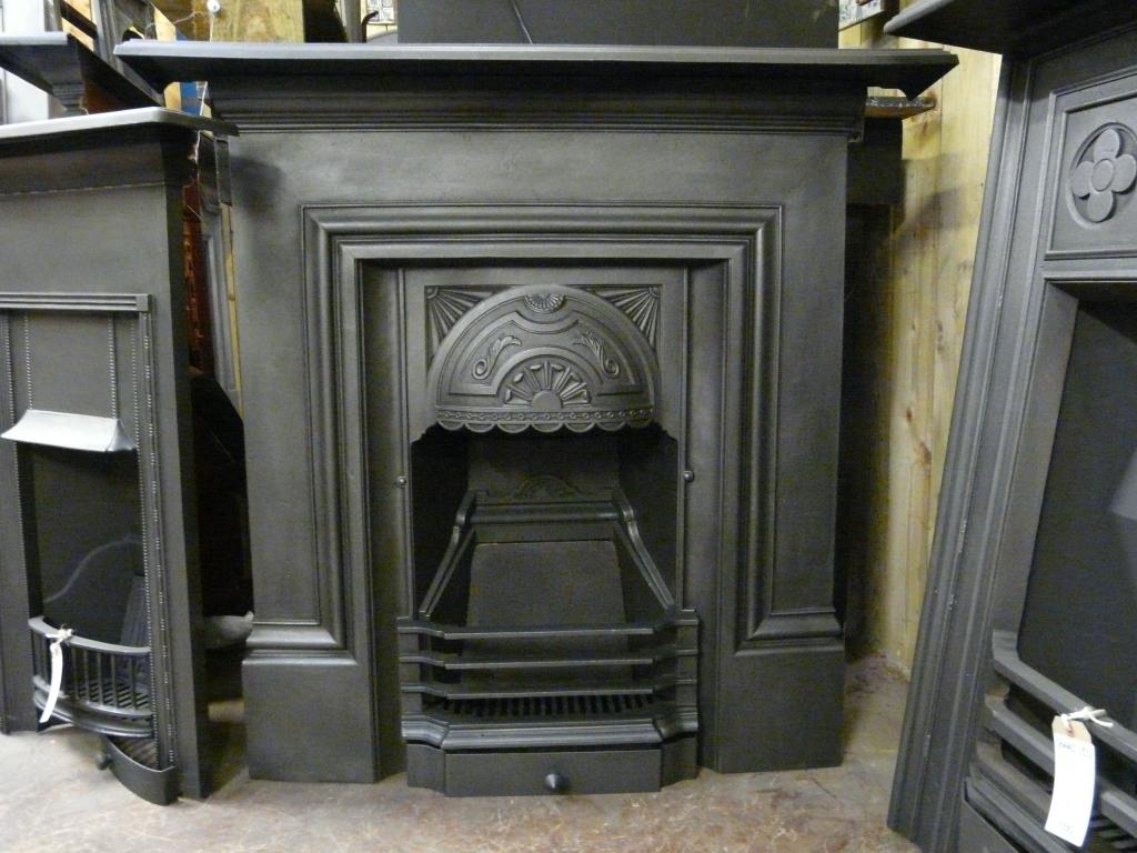 Edwardian Art Nouveau Fireplace 270lc 1589 Old Fireplaces