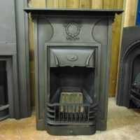 Cast Iron Edwardian Bedroom Fireplace 1635B Oldfireplaces