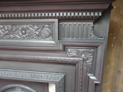 227CS_1606_Arts_&_Crafts _Cast_Iron_Surround