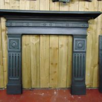 145CS_1645_Victorian_Cast_Iron_Fire_Surround