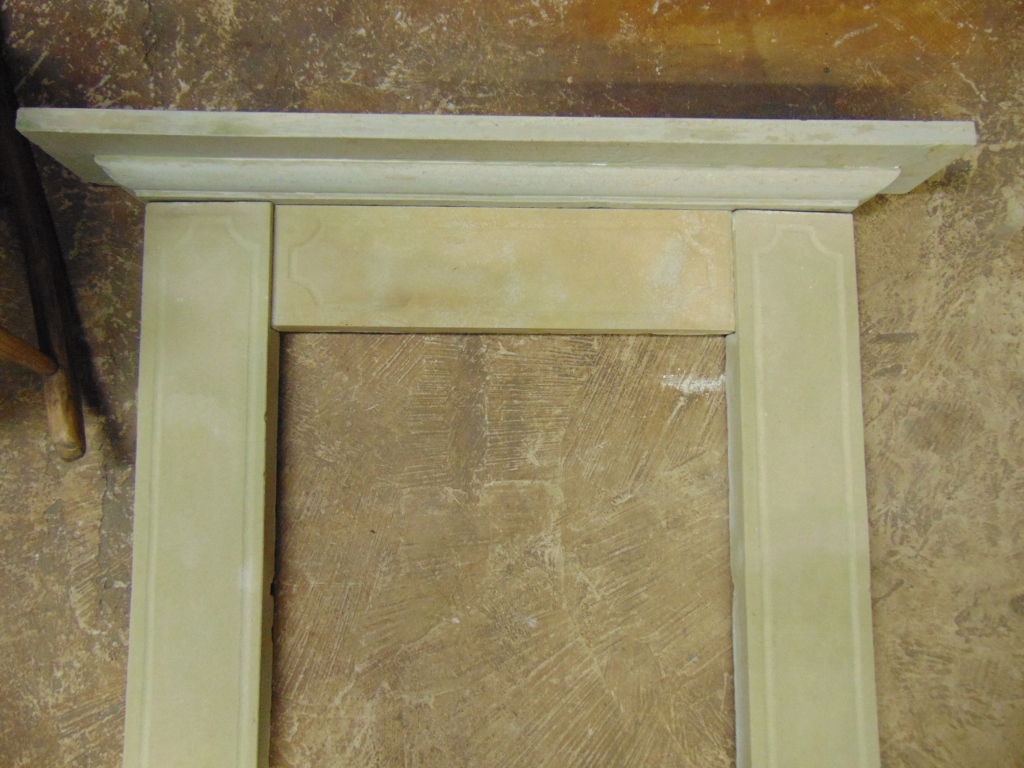 Victorian Stone Fire Surround - 218SS-1656 - Old Fireplaces
