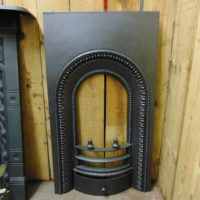 Victorian Arched Insert - 1657AI - The Antique Fireplace Company