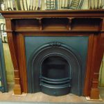 Reclaimed Wooden Fire Surrounds