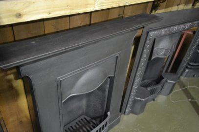 Edwardian Cast Iron Fireplace 1735MC - Antique Fireplace Company