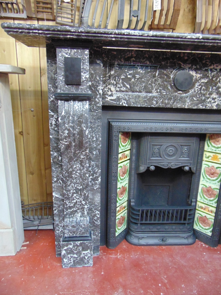 Victorian Marble Fire Surround 1722ms Antique Fireplace Co