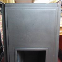 1930's/Art Deco Bedroom Fireplace 1726B Antique Fireplace Company.