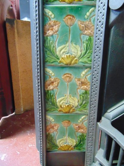 AN068_Original_Art_Nouveau_Fireplace_Tiles