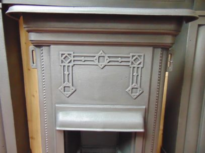 Late Victorian Edwardian Bedroom Fireplace 1757B Old Fireplaces.