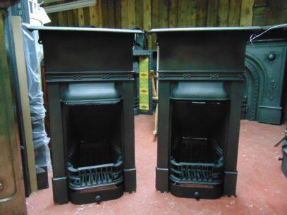 Edwardian Cast Iron Bedroom Fireplace 1772B Antique Fireplace Company