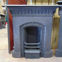 Early Victorian Cast Iron Fireplace's - 1755MC - The Antique Fireplace Company