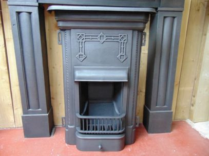 Victorian/Edwardian Bedroom Fireplace - 1757B - The Antique Fireplace Company