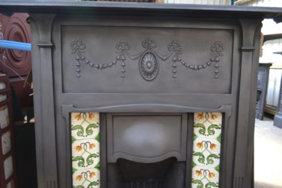 Edwardian Tiled Fireplace 1781TC