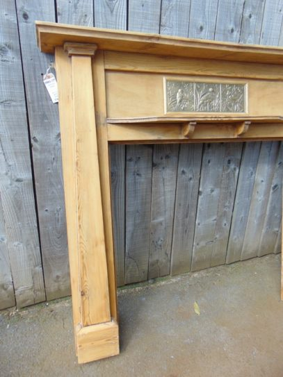 298WS_1777_Original_Arts_&_Crafts_Pine_Surround