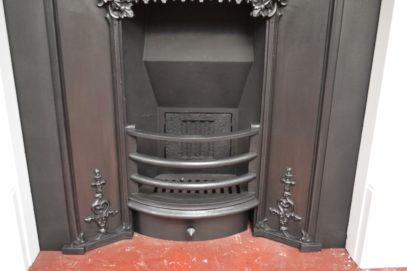 Antique Cast Iron Grate 1784I Antique Fireplace Company