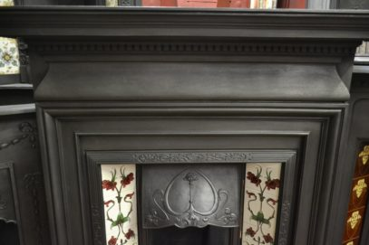 Late Victorian Fire Surround 1793CS Old Fireplaces